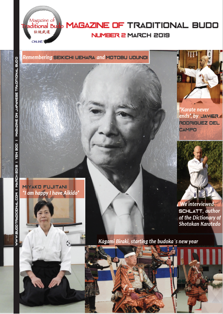 MAGAZINE OF TRADITIONAL BUDO